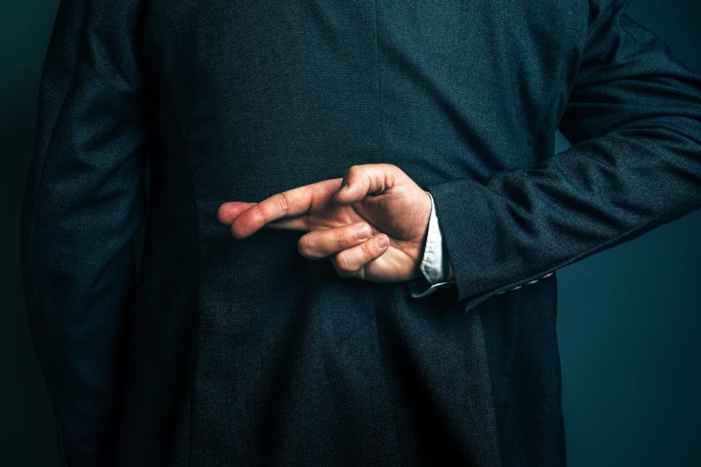 The Lies You Are Telling Your Customer is Costing You