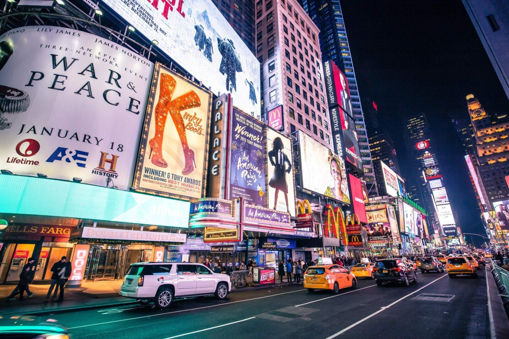 Time Square Image