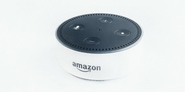 Amazon Dot - white