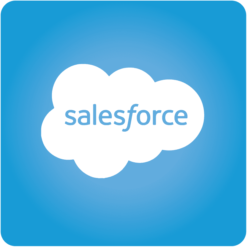 FCX Partner Logos: Salesforce