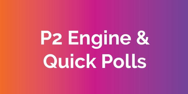 Fuel Cycle blog: P2 Engine and Quick Polls