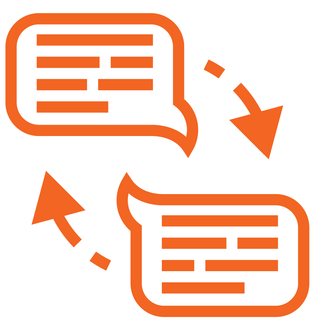Fuel Cycle Market Research Online Community Icon: discussions