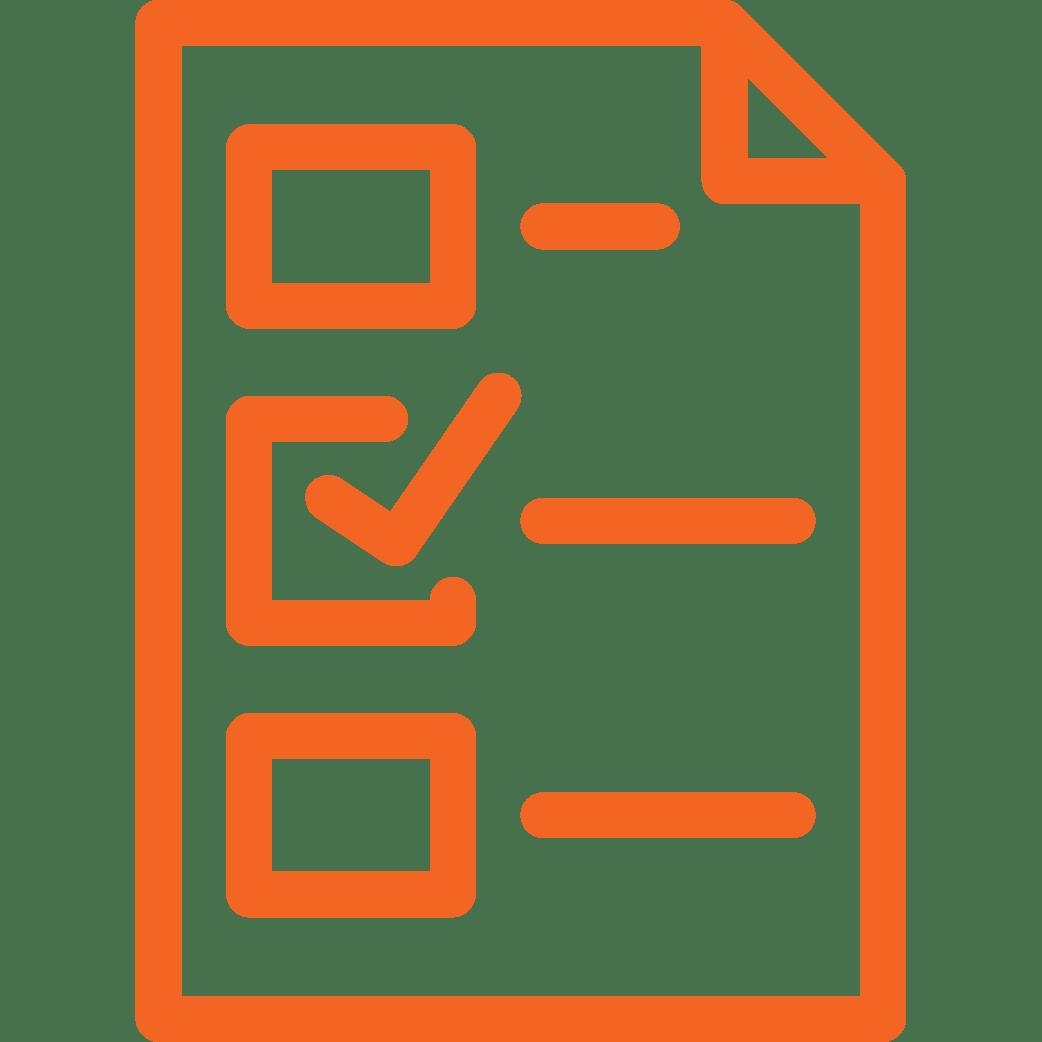 Fuel Cycle Market Research Online Community Icon: surveys