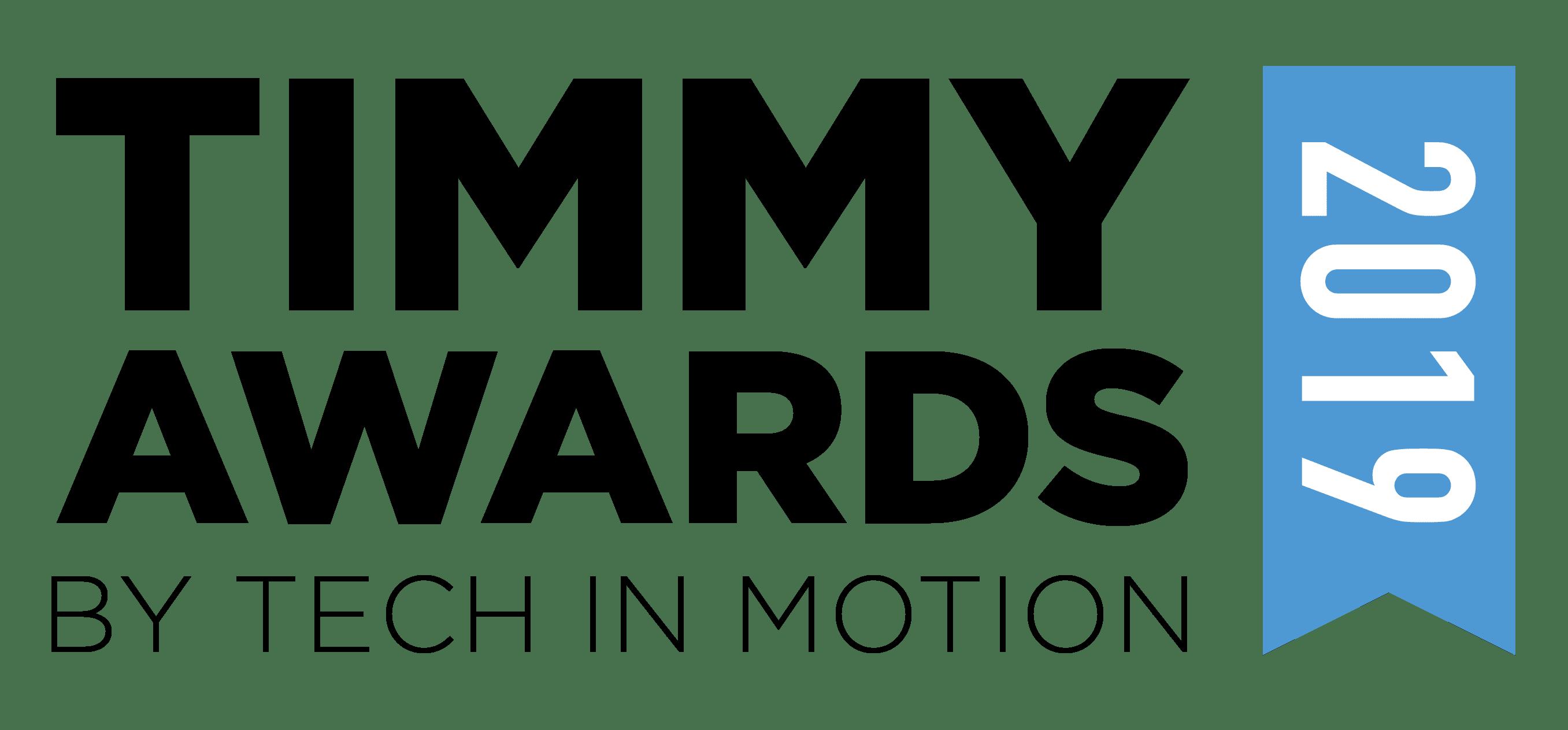 TIMMY Awards 2019